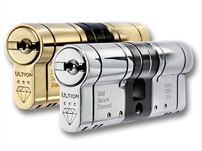 Ultion Locks and Lock Upgrades