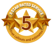 5 Star Rated Service
