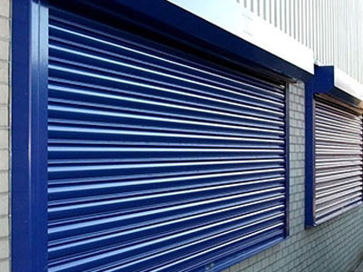 Commercial Shutter Lock Services Nottingham